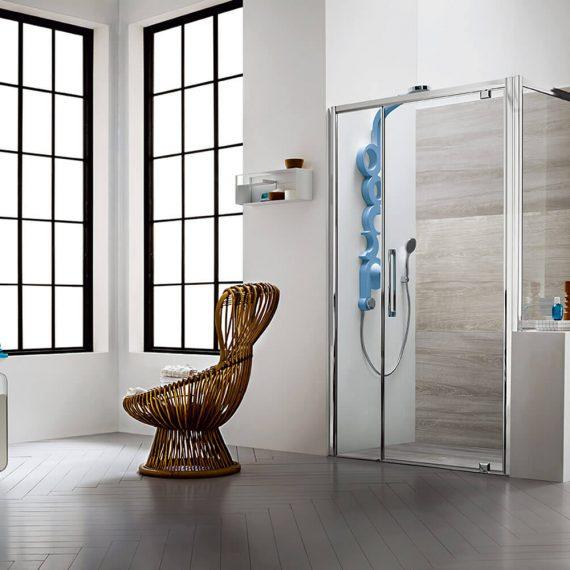 Box doccia, multifunzione, trasformazione vasca in doccia como