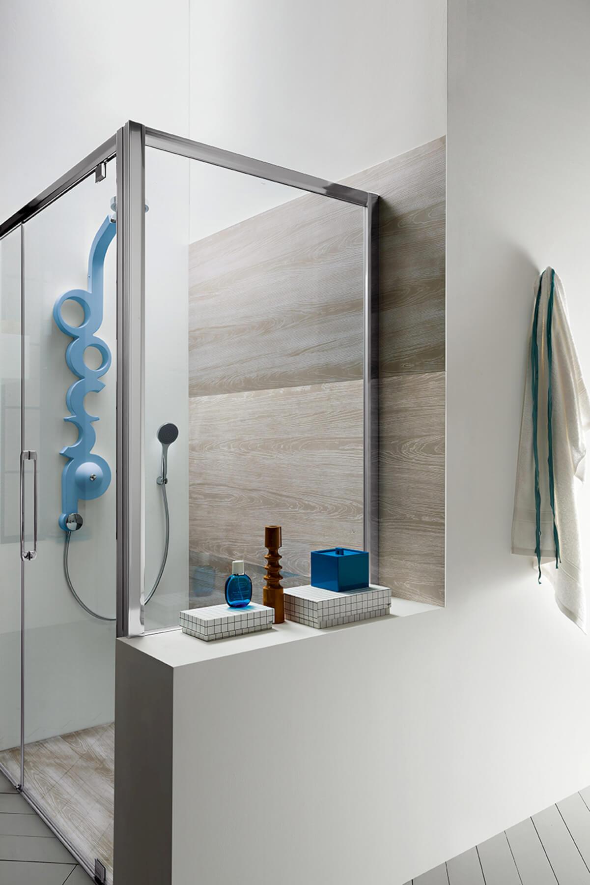 Zona doccia 351 artebagno for Arredo bagno como e provincia