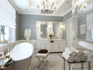 come scegliere gli accessori bagno
