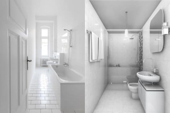 Quanto costa togliere una vasca e mettere un box doccia arte bagno - Come sostituire una vasca da bagno ...