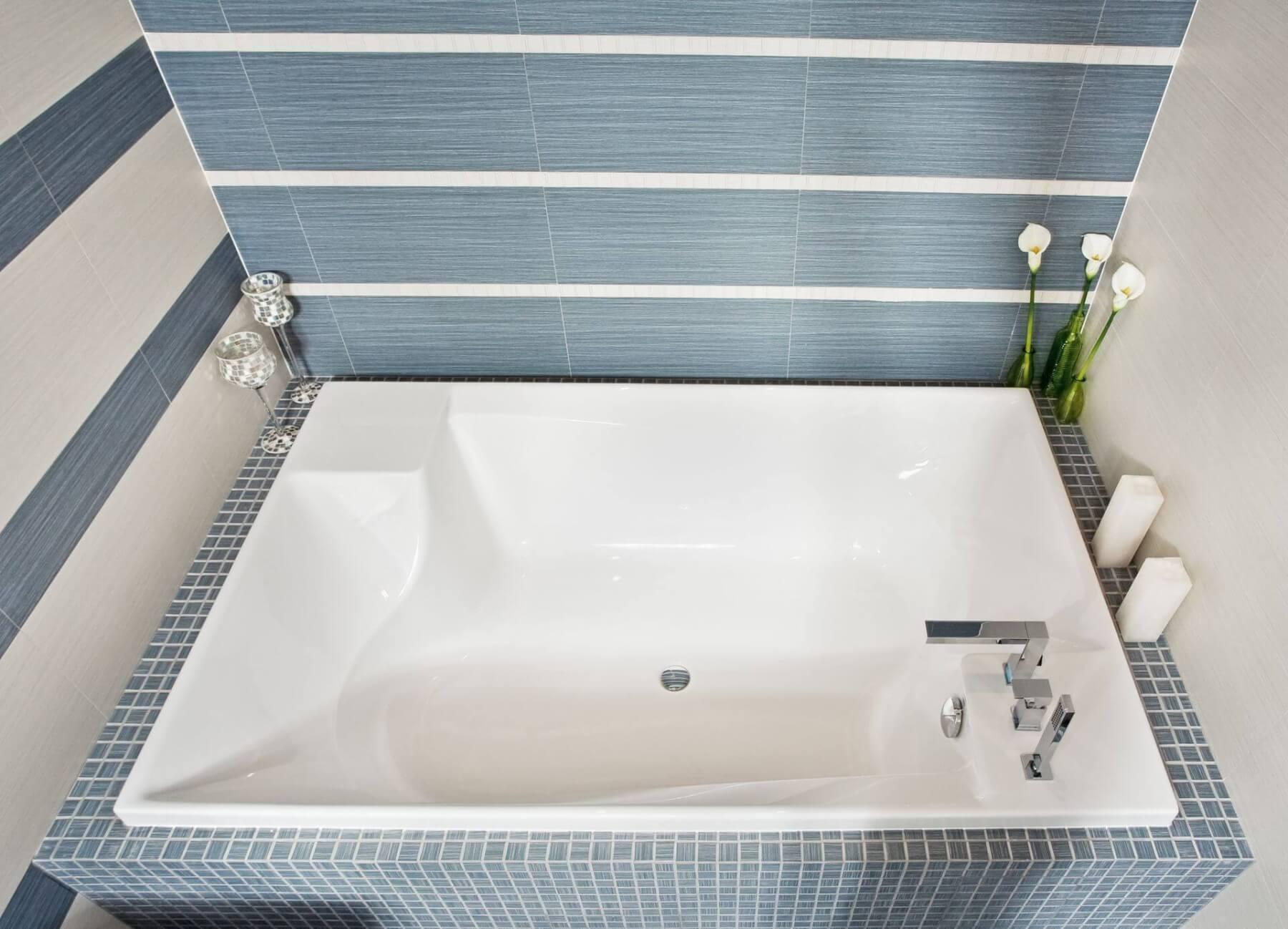 Vasca Da Bagno Moderno : Idee bagni moderni da sogno u colori idee piastrelle bagno