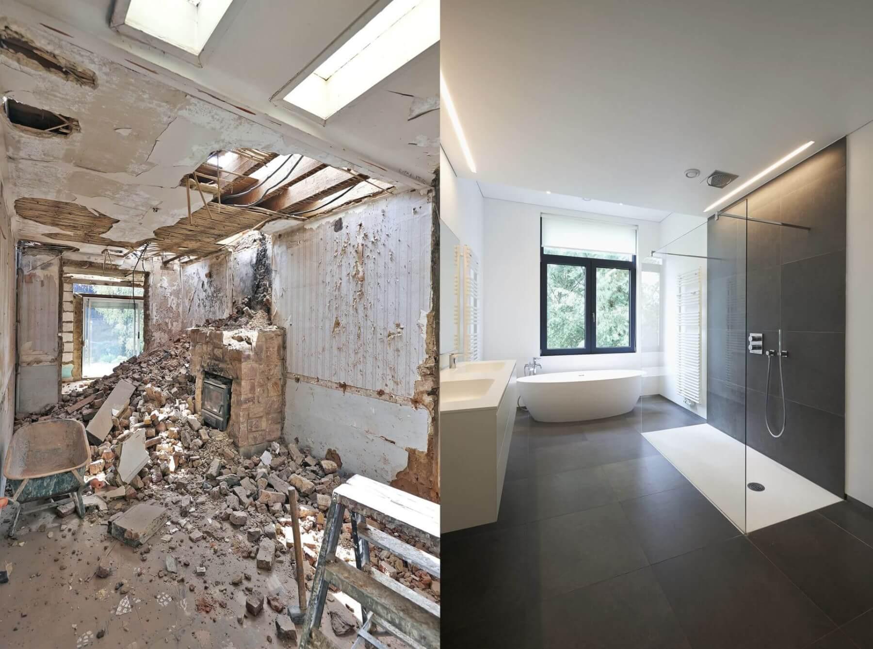 Resina Pareti Bagno Costi cosa considerare prima di ristrutturare il bagno - arte bagno