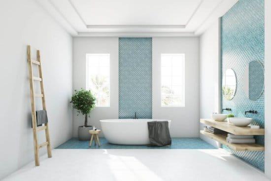 Nuove tendenze e abbinamento delle piastrelle per un bagno da sogno