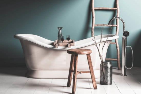 Passione anni '50 vasche e sanitari del bagno in stile retrò