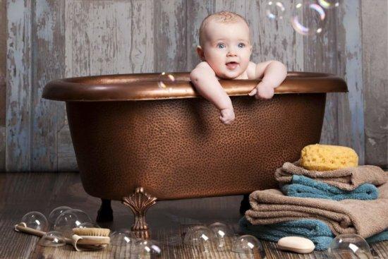 Vasche da bagno moderne per ambienti piccoli stile e comfort - bimbo